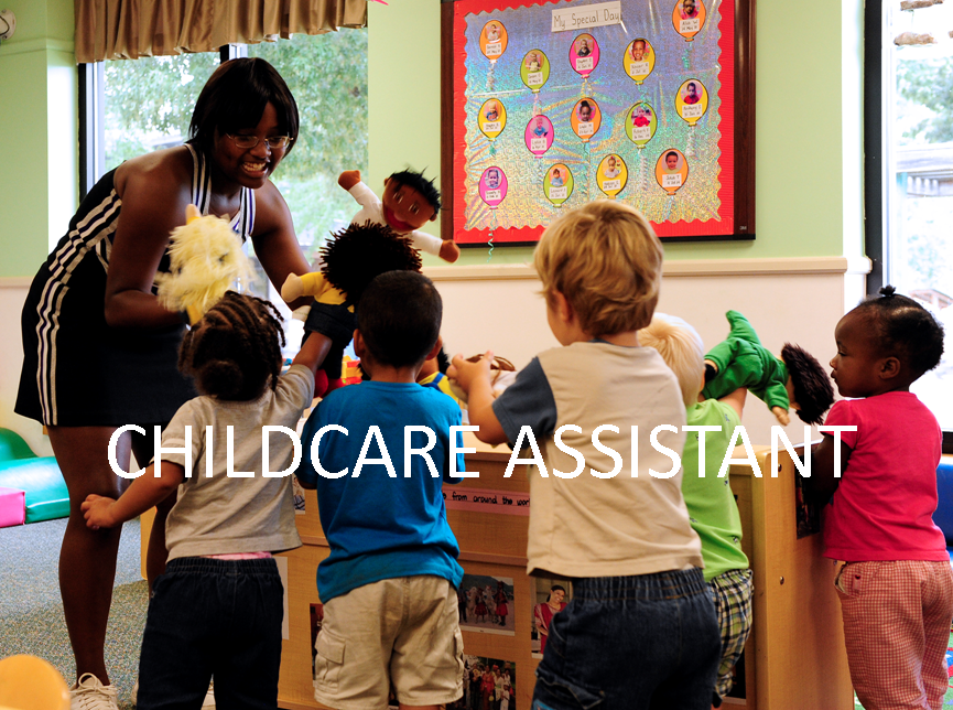 childcare assistant certificate program – yorkdale adult learning centre